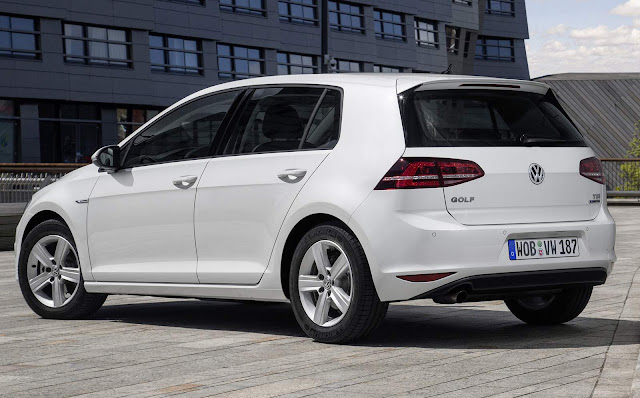 Volkswagen Golf TSI 1.0