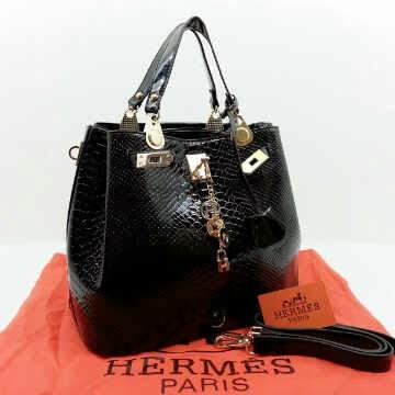 Tas Hermes 1108 (Black)