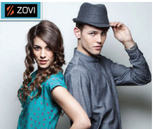 Zovi Clothing & Footwear 10% to 60% off from Rs. 168