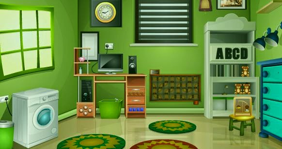 EnaGames Green Apartment …