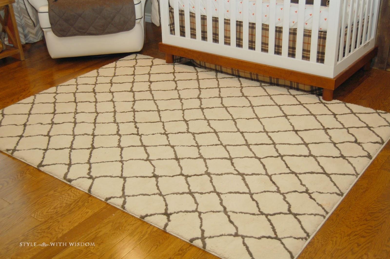 Woodland Nursery rug