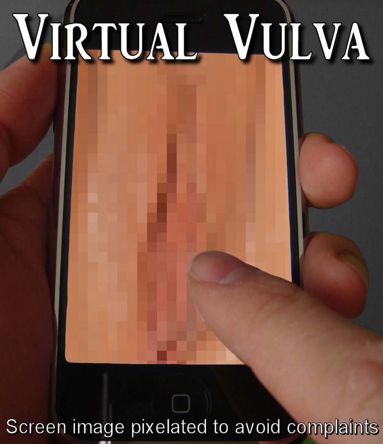 Virtual Vulva - Still not available