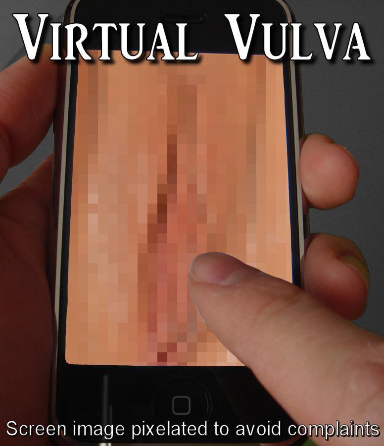Virtual Vulva - Still not available