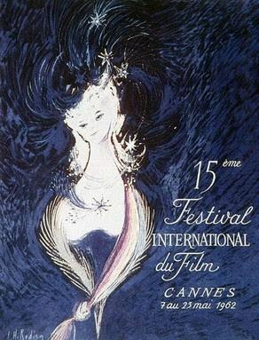 Međunarodni filmski festivali  Cannes%2Bfestival%2Bposter%2B1962