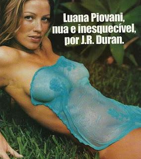 Luana Piovani nua
