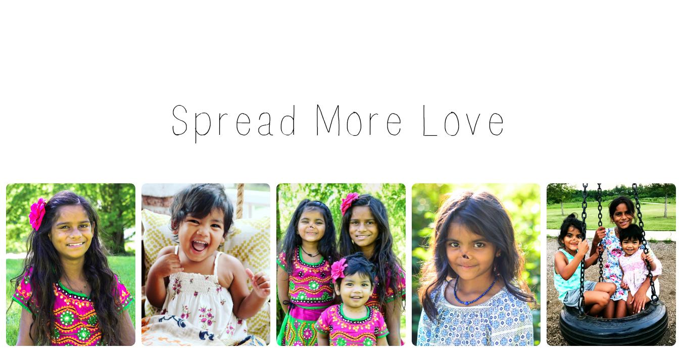Spread More Love