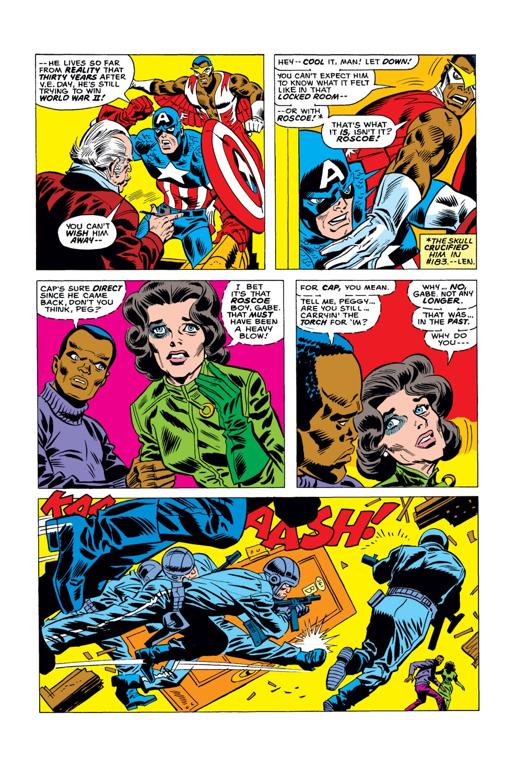 Captain America (1968) Issue #185 #99 - English 8