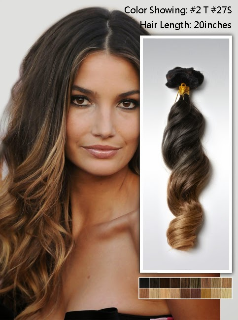 The Popular Celebrity Hairstyles with Hair Extensions