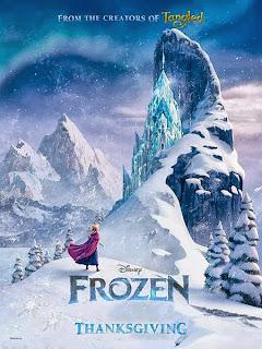 Frozen animation
