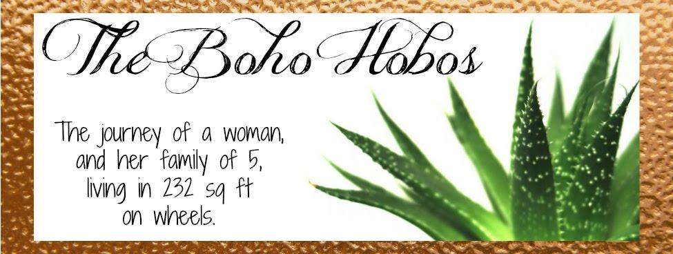 """<p align=""""center"""">The Boho Hobos</p>"""