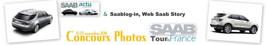 Saab Tour de France 2011