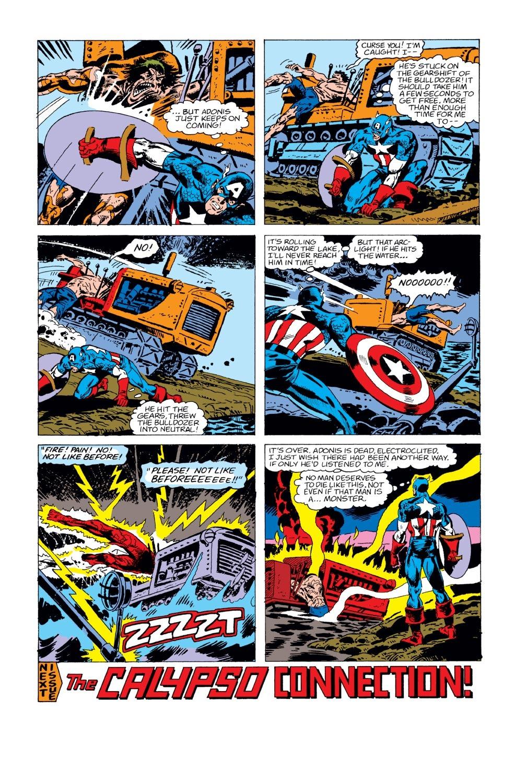 Captain America (1968) Issue #244 #159 - English 18