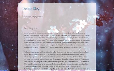 slideshow for blogger, blogger widgets