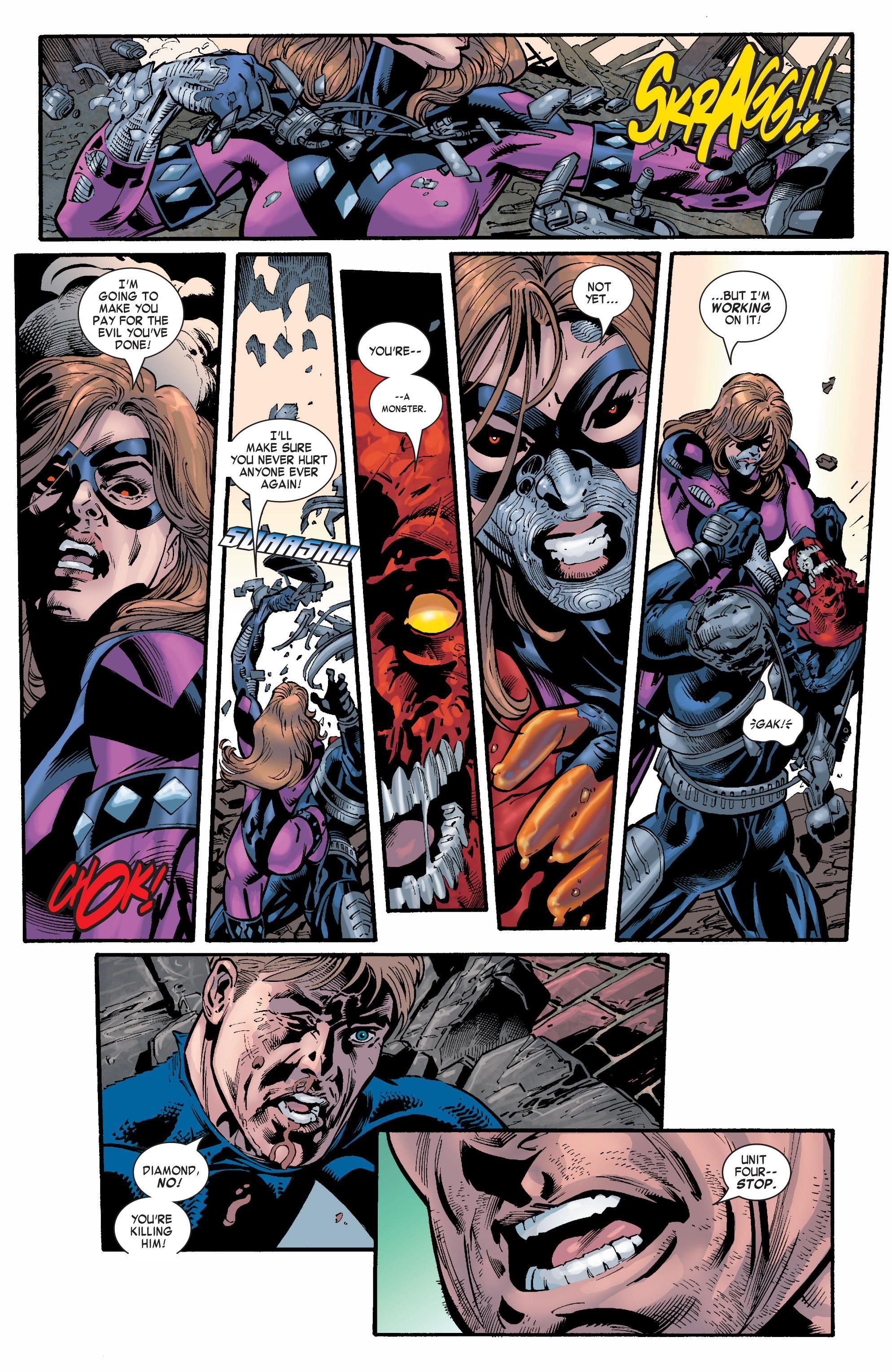 Captain America (2002) Issue #32 #33 - English 19