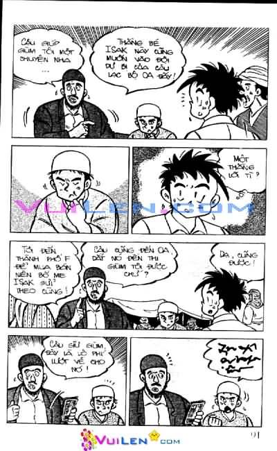 Jindodinho - Đường Dẫn Đến Khung Thành III  Tập 44 page 91 Congtruyen24h