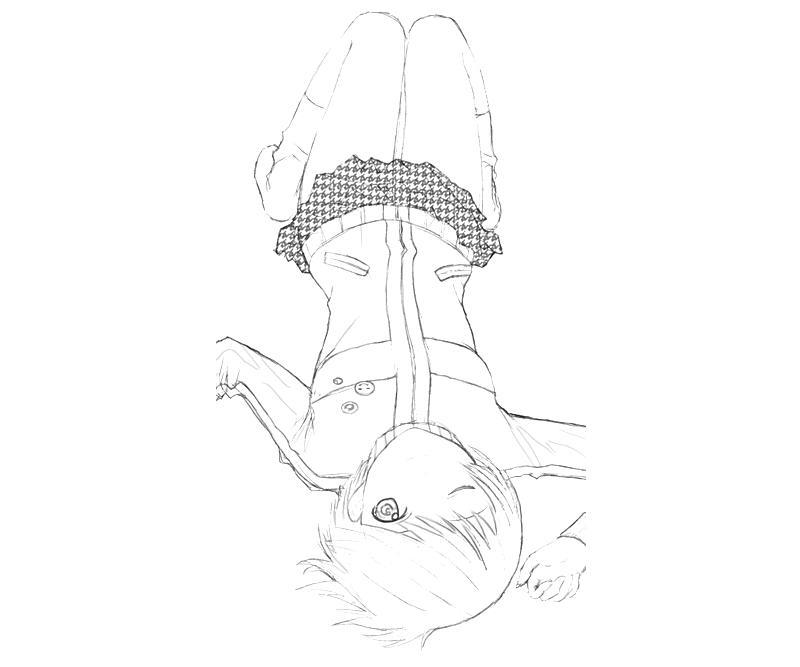 printable-10-views-chie-satonaka-persona-4-arena_coloring-pages