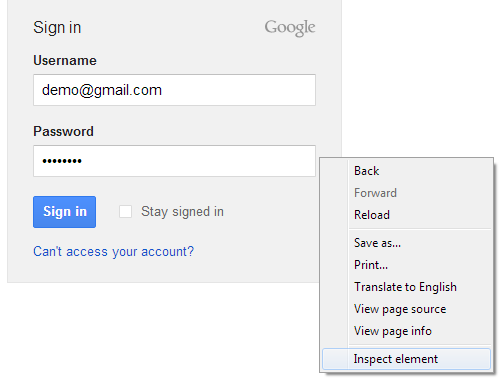 gmail+login+via+google+chrome