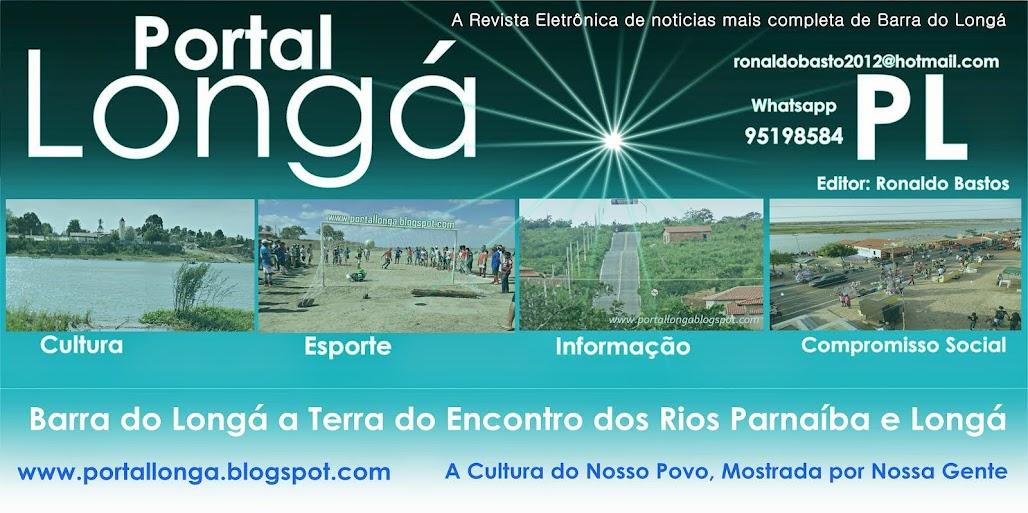 Portal Longa - Barra do Longá