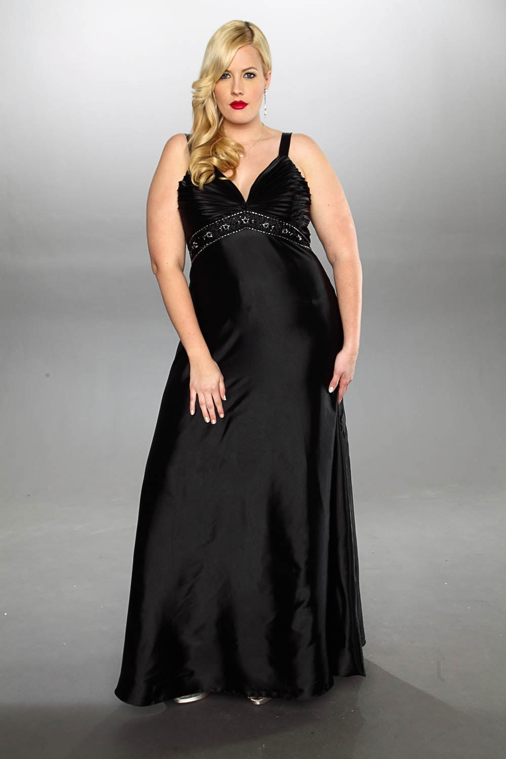 plus size dresses to wear to wedding ceremony