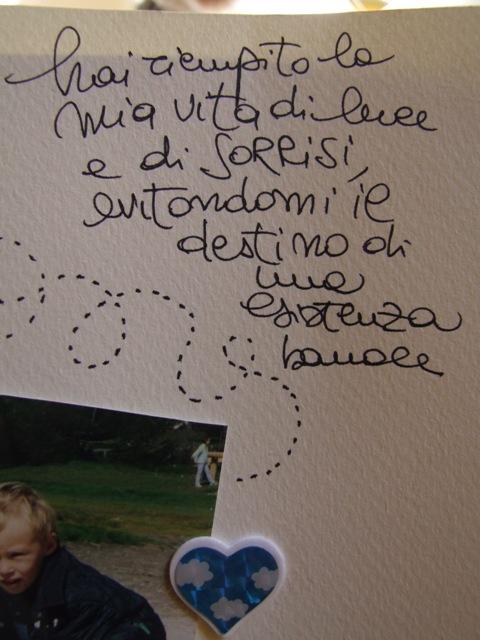 Preferenza chiamatemi lizzy: Lettera d'amore a mio figlio MI92