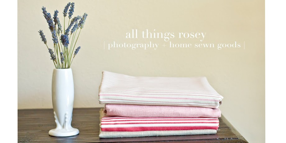 all things rosey