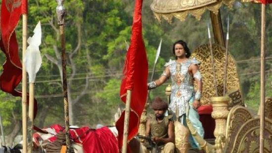 Foto dan Biodata Rohit Bharadwaj Pemeran Yudhistira Mahabharata