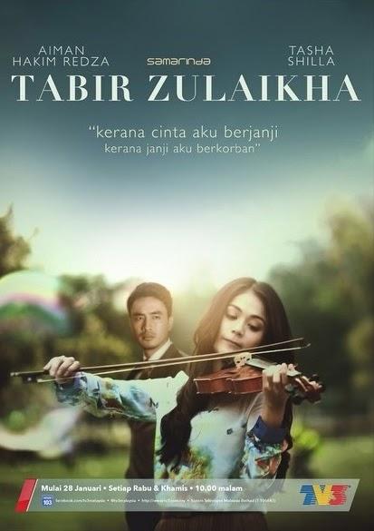 Drama Tabir Zulaikha TV3
