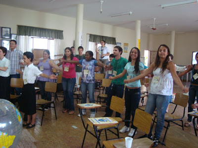 Caratinga/MG prepara instalação da Juventude Missionária