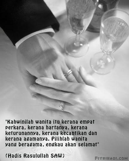 erti kahwin perkahwinan