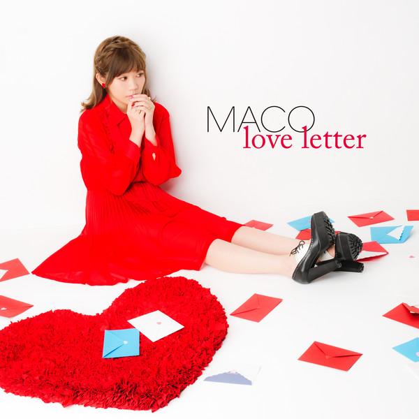 [Single] MACO – love letter (2016.08.19/MP3/RAR)
