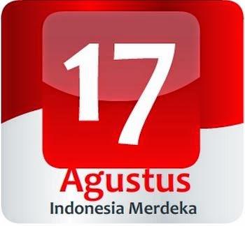 Gambar Bendera Indonesia Merah Putih DP Status Hari Kemerdekaan 17 Agustus