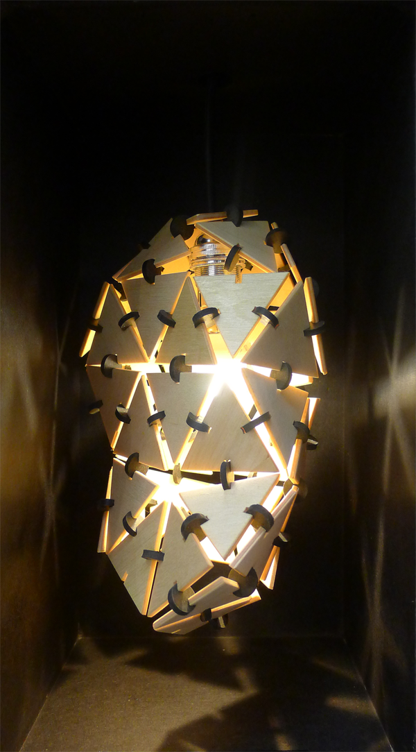 Evoluzione Light (ceiling light version)