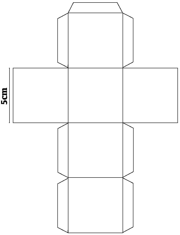 Vivendo com ci ncia construindo uma tabela peri dica 3d for Cubo de luz para jardin