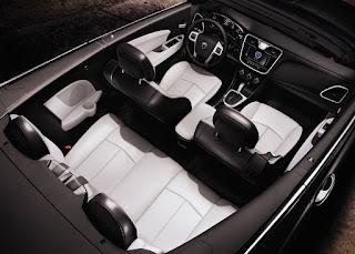Lancia Flavia Cabrio 2012 interni