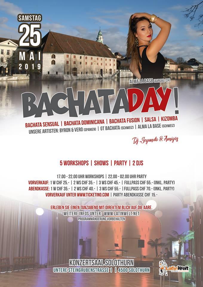 Bachata day Solothurn