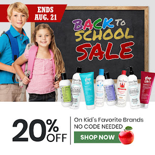 20% Off | Back to School Sale