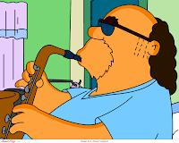 Murphy, encías sangrantes - Los Simpson