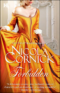 Forbidden Nicola Cornick book cover