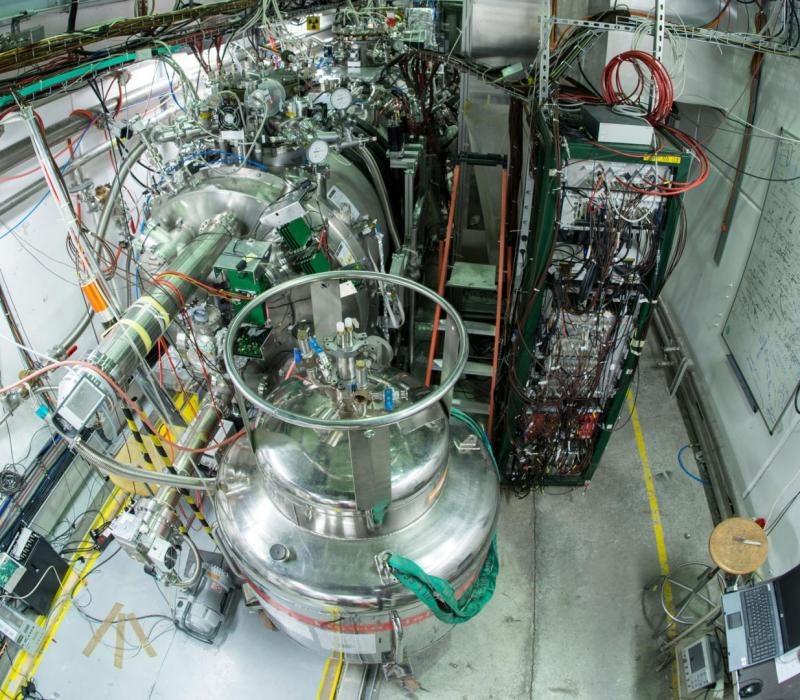 AEGIS ( 23 ) - EXPÉRIENCE - CERN Aegis+manip