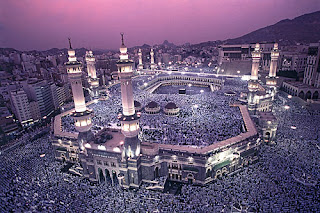 meca, centro da cultura muçulmana e do islamismo