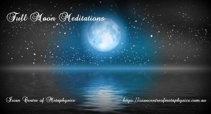 Full Moon Meditation and Healing Circles