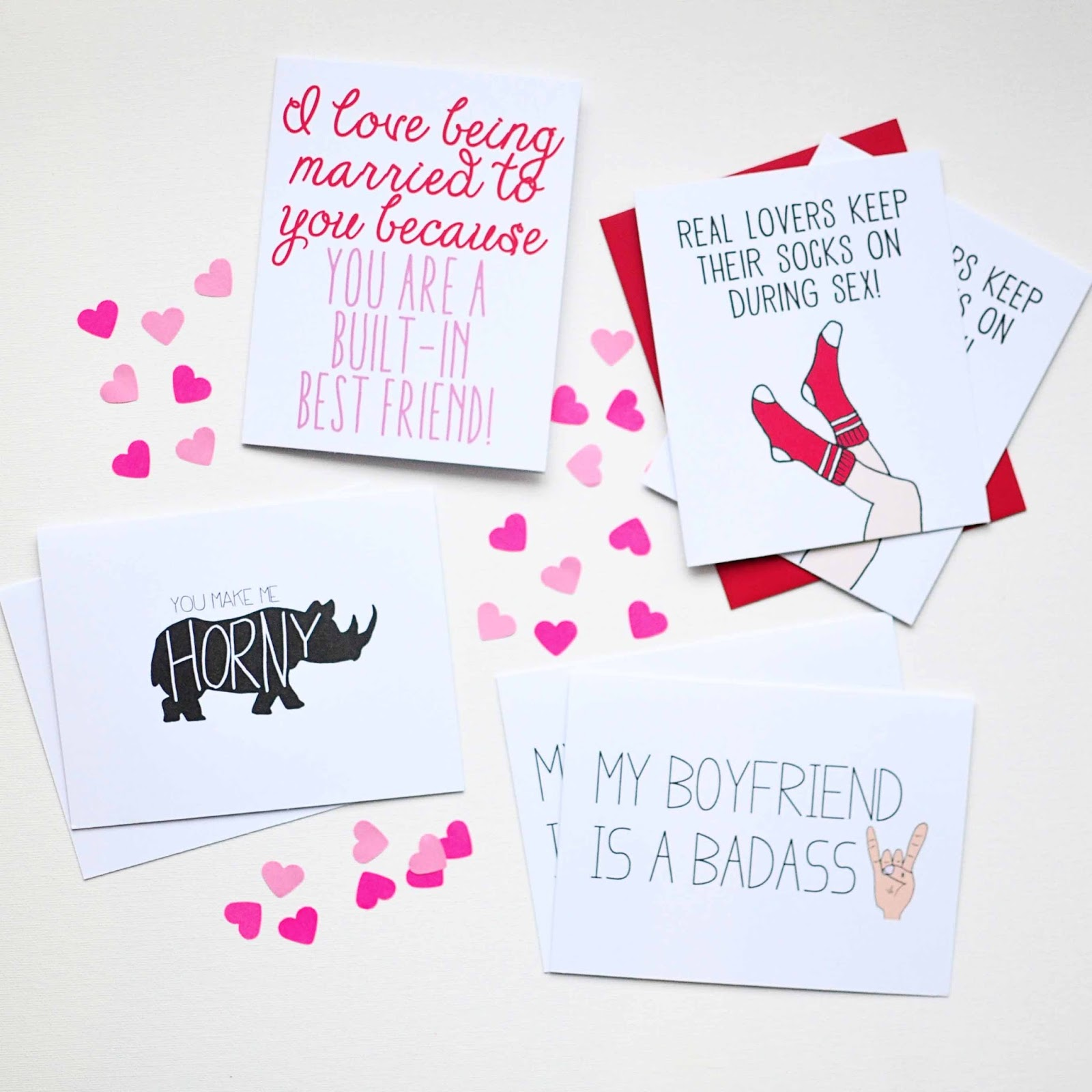 Little Sloth Valentines Day Cards 2015