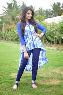 Nikitha Narayan Latest Picture Gallery in Pesarattu Movie