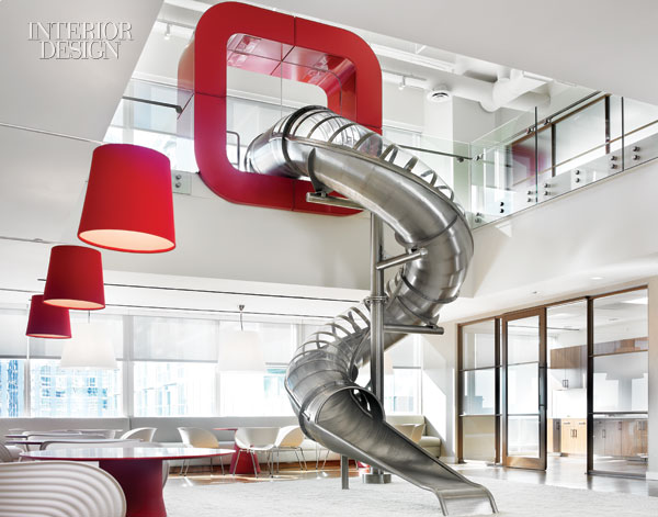 Interior Design Magazine Our Work On The Kids Ii Corporate Headquarters Is Featured With A Wonderful Article That Outlines Our Creation