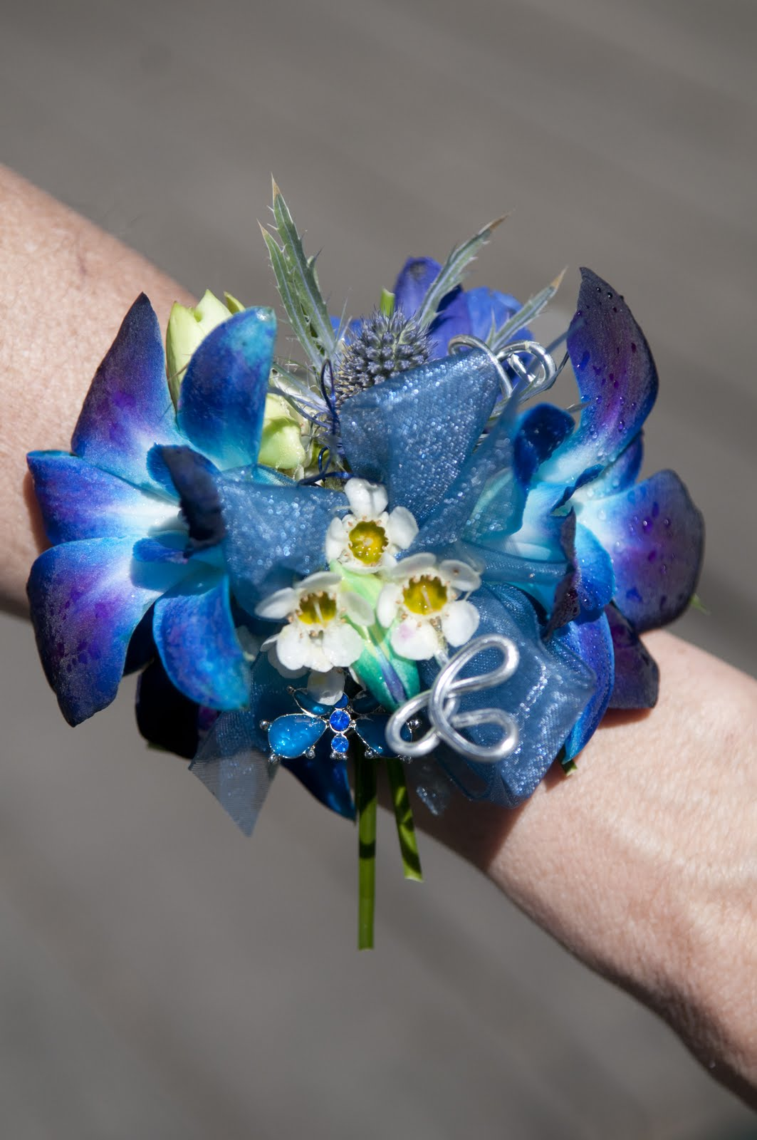 Fresh from Stems Prom Flower Fashion