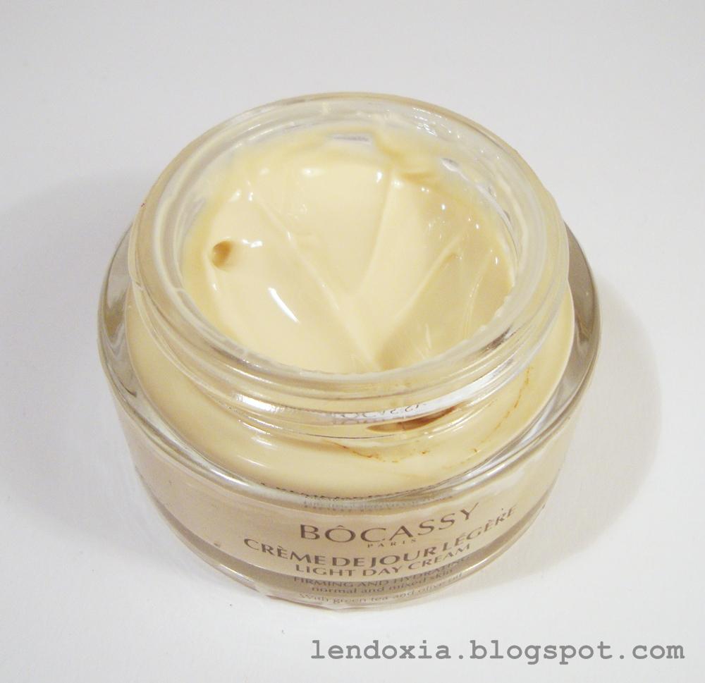 Bocassy Light day cream review