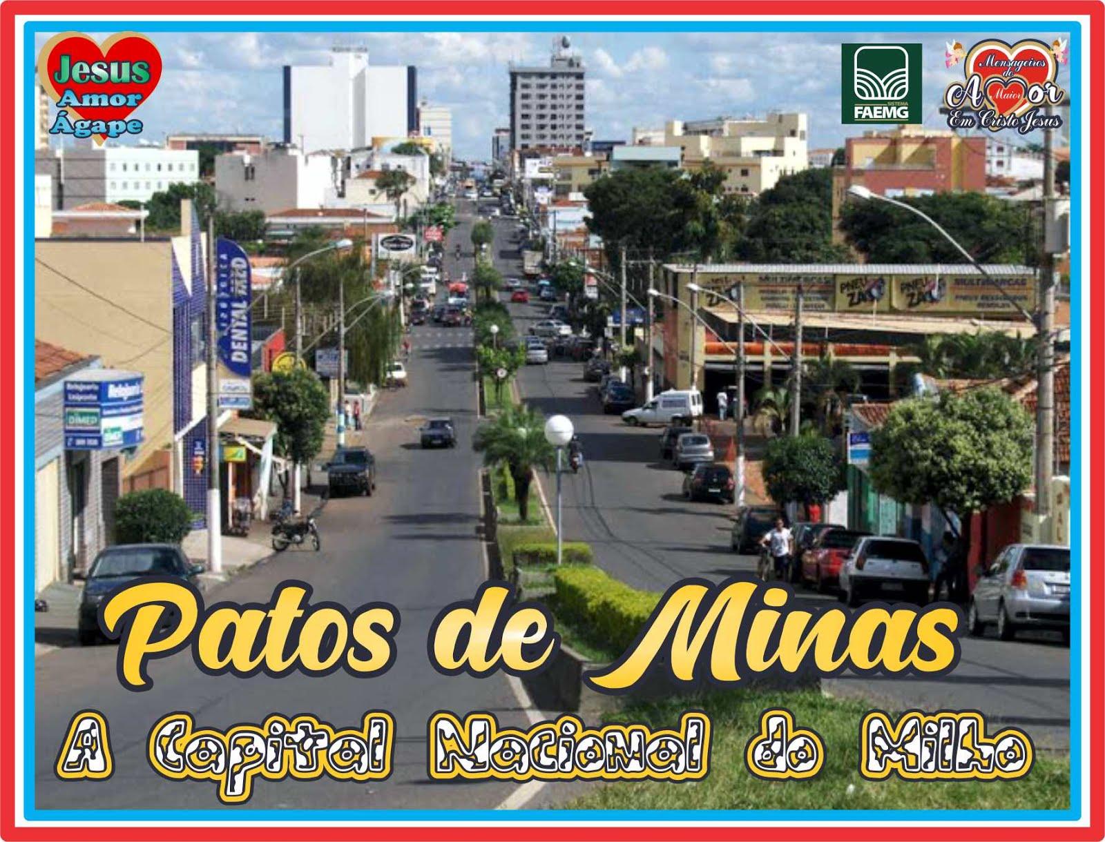 Av. Major Gote em Patos de Minas
