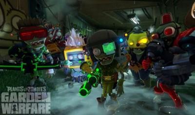 Plants VS Zombies Garden Warfare Hadir di Xbox One dan Xbox 360