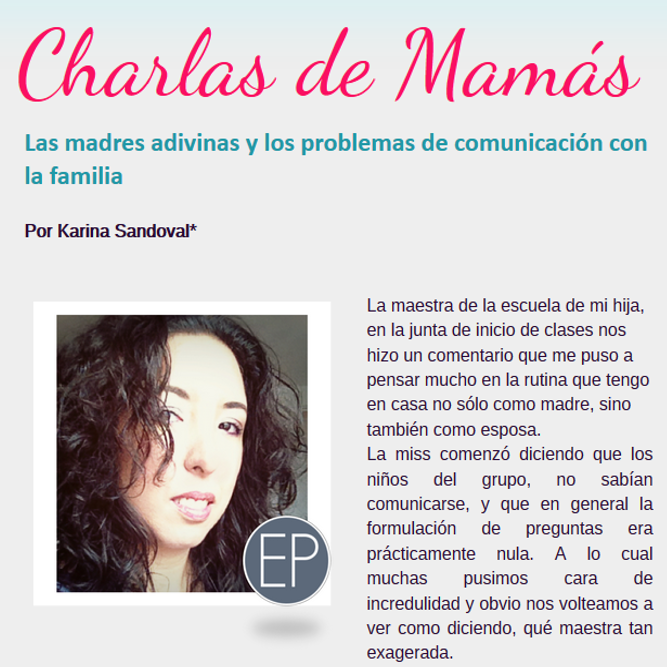 Blogger invitada en