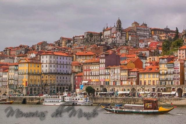 Que ver y que hacer en oporto en 1 o 2 d as blog de viajes por el mundo - Que hay en portugal ...